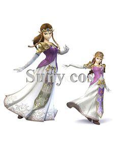 La légende de Zelda Twilight Princess Halloween Cosplay Costume