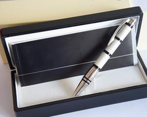 Melhor venda de cerâmica de cristal Caneta esferográfica com estrela de escritório papelaria luxo Escrita canetas de recarga Presente (caixa da caneta Opcional)