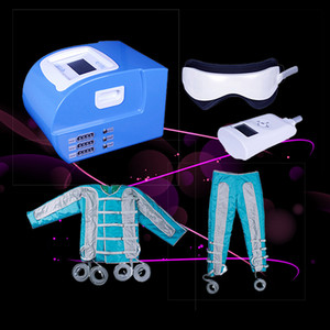 equipamento infravermelho da massagem da drenagem linfática da sauna infravermelha distante máquina geral da pressoterapia cobertor infravermelho para a venda