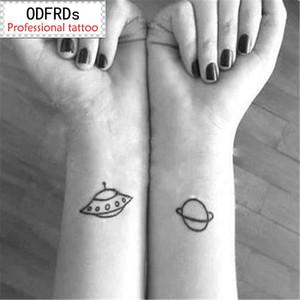 (Pedido mínimo $ 0.5) tatuaje tatuaje temporal impermeable henna flash tatuaje pegatinas Taty 2018 nuevo estilo SYA087