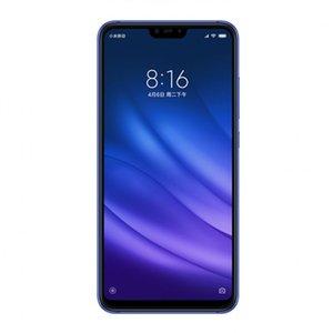 "Original Xiaomi MI 8 LITE 4G LTE TELÉFONO MÓVIL 6GB RAM 64GB ROM SNAPDRAGON660 OCTA Core 6.26 ""Pantalla completa 24.0MP AI Teléfono celular de ID de huella digital"
