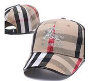Gros New Unisex Cap Femmes Hommes Chapeaux De Baseball 100% coton Réglable Plain Golf Classique Mode snapback OS Casquette visière extérieure chapeau