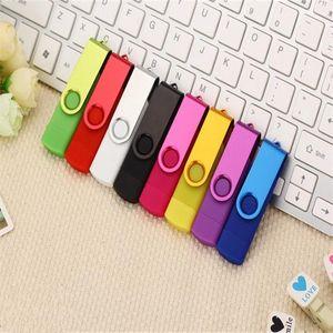 Vente chaude OTG Pen Drive De Stockage Externe USB Clé USB Memory Stick 8gb Pendrive USB 3.0 U Disque 102