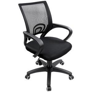 Ergonomic Computer Office Chair Desk Seat Black Nuevo