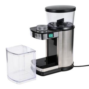 Elettrodomestico Gustino Macinacaffè Chicco Caffè Macinacaffè In acciaio inox Conchiglia multifunzione Domestica Coffee Grinder TB