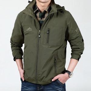 Открытый 2016 новый подлинный пакет почты jeep щит куртка мужской chunqiu тонкий стиль куртка свободная посадка открытый альпинизм одежда м-3xl