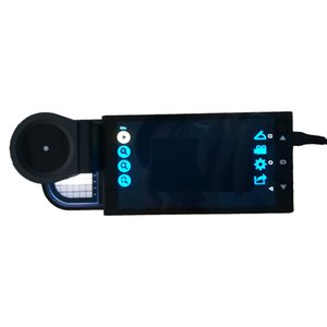 4.7 inch Android OS 16GB portable video microscope with 720p LCD touchscreen and Samsung CPU