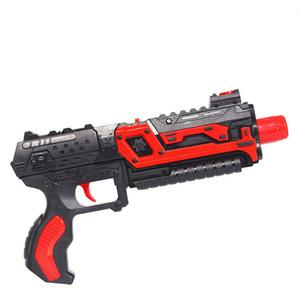 Atacado 2 em 1 Firing bala macia e brinquedos de arma de bala de água de cristal