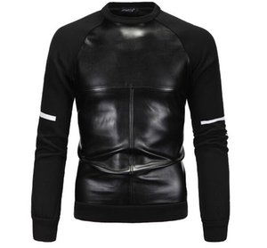 2018Fashion tendenza caldo nuovo high-end testa lotta maglione maglione testa maglione maglione croce stampa