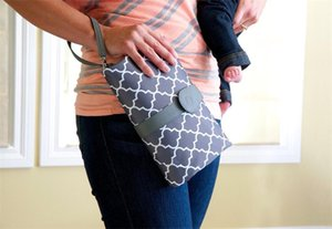 다기능 패드 변경 매트 기저귀 기저귀 핸드백 변경 클러치 매트 여행 변경 스테이션 Foldable Mommy bag