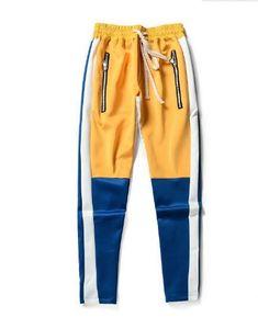Beste 2019 Angst vor Gott NEBEL Justin Bieber Seite Reißverschluss beiläufige Jogginghose Männer Hiphop Jogger Track Hosen Sportwear S-XL