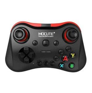 Mocute 056 Controller di gioco wireless Bluetooth Gamepad per Android TV / PC gun battle Controllo remoto Joystick Bluetooth