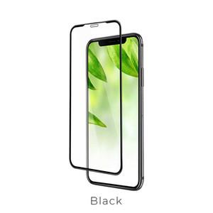 Verre trempé pour New iPhone11 Xs Max XR écran protecteur 5D Surface en verre couverture complète pour iPhone X 8Plus Film Front Cover 0.3mm