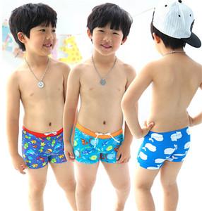 Hot Sell High Quality 20 Styles Summer Boys Swimming Trunks Kids Swimwear Baby Boy Beachwear Pleasantly Cool Swimming Shorts
