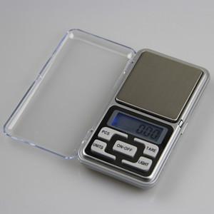 Mini Digital Pocket Portable gros bijoux Balance balance de précision Balances balance électronique Balances LCD Poids