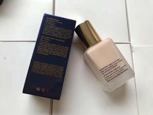 Top-Qualität Make-up Doppel Wear Foundation Flüssiges 2 Farben richtige Stelle zu bleiben 30ML Concealer Creme und natürliche Langlebig freies Verschiffen