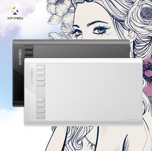 XP-Pen Star 03 Graphics Drawing Tablet مع القلم الرقمي PASSIVE PALIVE المجاني