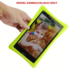 Mingshore silicone robusto case para asus zenpad 8 z380m z380c z380kl z380kln 8.0 polegada tablet capa