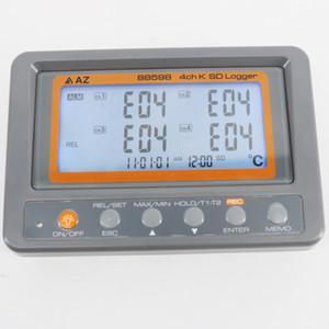 AZ88598 Thermometer Unbegrenzte manuelle Speicher und unbegrenzte Auto-Logging-Speicher auf SD-Karte