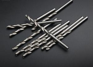 10PCS 0,5 mm 1,0 mm 1,5 mm 2,0 mm 2,5 mm 3,5 mm 3 mm 4 mm HSS caña recta Cobaltiferous Fresa espiral de acero inoxidable Bits Bit perforación de la máquina
