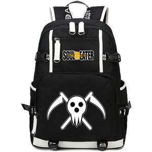 Soul Eater backpack Maka Albarn daypack Cartoon schoolbag Leisure rucksack Sport school bag Outdoor day pack