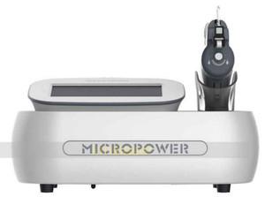 Машина красотки удаления морщинки тела кожи Microneedles частичная RF поднимаясь