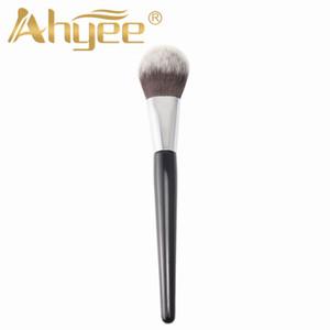 Big Flat Ellipse Makeup Foundation Puderpinsel Creme Rouge Blending Contour Concealer Highlighter Beauty Bar Verwendet Ahyee Marke