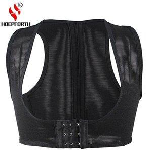 Mujeres Corrector de postura de espalda Soporte de hombro Terapia de corrección Cinturón de corrección Cuidado de la salud Ropa interior del cuerpo Shaper Corset Humpback
