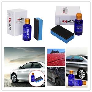 En Stock Señor arreglar 9h Anti-scratch Car Liquid Ceramic Coat Super Hidrofóbico Glass Coating Car Polish Ceramic Car Coating 30ML Envío gratis