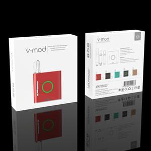 Authentique VMOD Vape Pen batterie de 900mAh Vapmod grande capacité Préchauffage Fit huile épaisse cartouches Atomiseur DHL gratuit