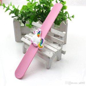 Gummiband Armband Kreatives Geschenk Cartoon Hand Kette Hände Ring Armband Einhorn Party Supplies Begünstigt Zubehör für Kinder 1 9xs ii