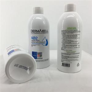 DERMABELL Aqua Peeling Solution AA1 AB2 AM3 400ml par bouteille Aqua visage Sérum Hydra Sérum visage pour peau normale