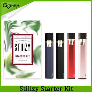 Vape Starter Kit Premium-Vaporizer 210mAh Kapazität Akku mit USB-Kabel Vs Vape Cartridges Coco Kit