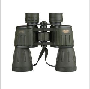 10 * 50 jumelles jumelles grand angle haute vision haute définition et vision nocturne