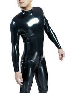 XS-XXL Yeni varış sıcak satış egzotik lingerie erkek Erkekler el yapımı Lateks Seksi ceckc Üniforma Kıyafet Cosplay Bodysuit catsuits