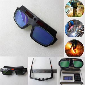 New See Video Inside! Solar Powered Auto Darkening Welding Helmet Mask Welding Glass Welding Glasses