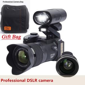 Оригинальный POLO D7300 цифровая камера HD1080P 3.0 ЖК-дисплей 24 раза оптический зум 33 МП 3 режима дополнительный свет, три фута кадра DHL бесплатно