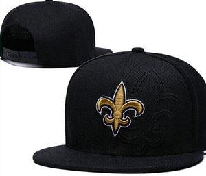 Venda quente new orleans américa esportes sem snapback todas as equipes de beisebol do futebol chapéus hip hop snapbacks cap ajustável sports hats 03