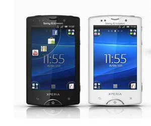 Déverrouiller Smartphone Original Reconditionné Sony Ericsson Xperia Mini ST15i ST15 3G GSM WIFI GPS 5MP Android