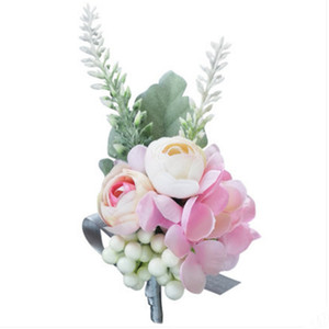 fiore all'occhiello di boutonniere dello sposo di boutonniere dei fiori del fiore del boutonniere degli uomini