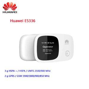 sim kart yuvası ile Kilitsiz Huawei yönlendirici E5336 3g MiFi wifi Yönlendirici Mobil Hotspot Cep mini 3g yönlendirici wifi