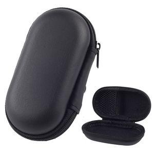 Più nuovo Zipper Bag Auricolare Cavo Mini Box SD Card Portamonete Portatile Sacchetto della cuffia che trasporta Sacchetto Tasca Case Cover Storage Bags Scatole