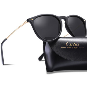Lunettes de soleil polarisées pour femmes 5100 lunettes de soleil 54mm oculos de sol masculino lunettes de soleil en résine UV400 lunettes de soleil avec boîte