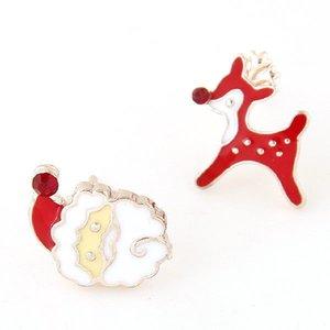 Fashion Christmas Series Personnalité Ear Nail