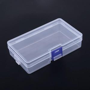 Toolbox Electronic Plastic Container Box für Werkzeuge Fall Schraube Nähen PP-Boxen Transparente Komponente Schraube Schmuck Aufbewahrungsbox