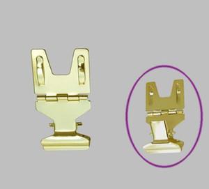 Gold Black Metal этикетки держатель Знак ценник карты держатель билета мгновенного POP клип Этикетка Знак держатель Hook