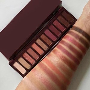 Cherry colors Eyeshadow 12color Newest makeup shadow Palette 12colors Eyeshadow Palette DHL shipping