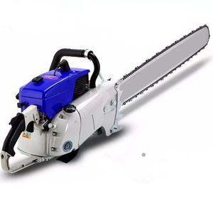 Motoseghe di attrezzi da giardino che tagliano la macchina di legno 070 105cc con barra da 36 pollici