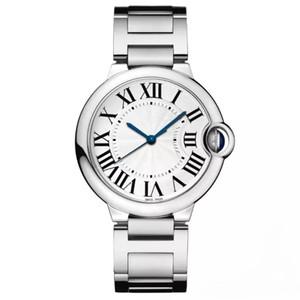 Famoso logotipo famoso diseñador reloj nuevo reloj de lujo marca de moda producto en hombres y relojes de cuarzo de acero inoxidable reloj para mujeres