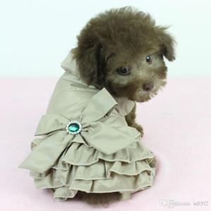 Pet Cotton Padded Kleidung Hund Herbst und Winter Classic Soft Bekleidung Zubehör Multi Größen Easy Carry Soft 28zc cc